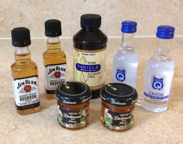 liquid flavorings
